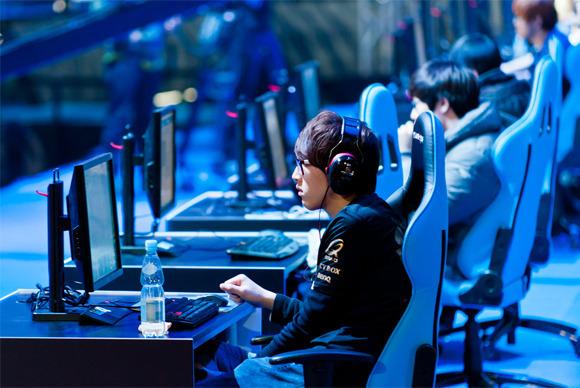 League of Legends. e-Sports