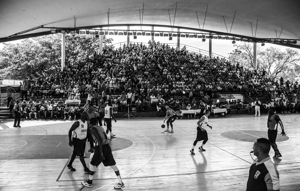 Baloncesto masculino cubano: el lado oscuro del corredor