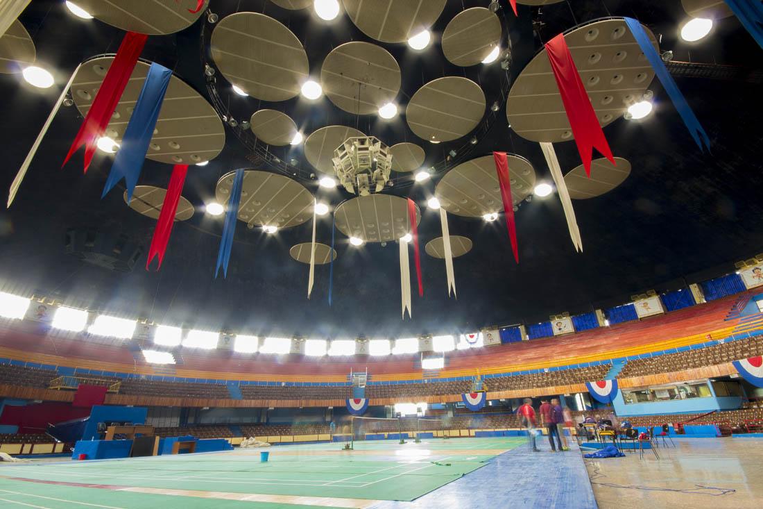 Deporte cubano reduce aún más sus actividades