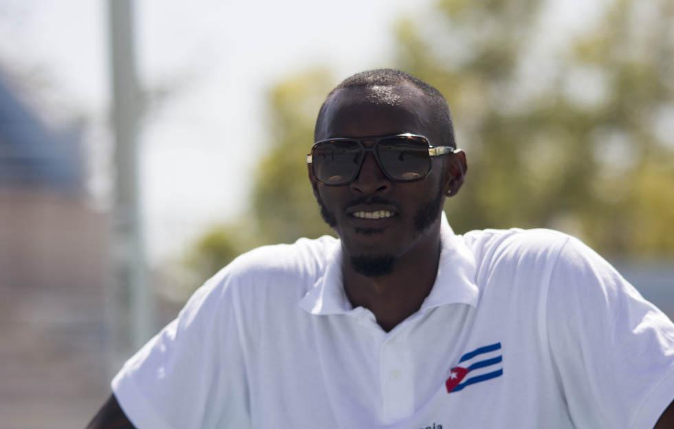 Victor Moya: Quiero retirarme con un salto…