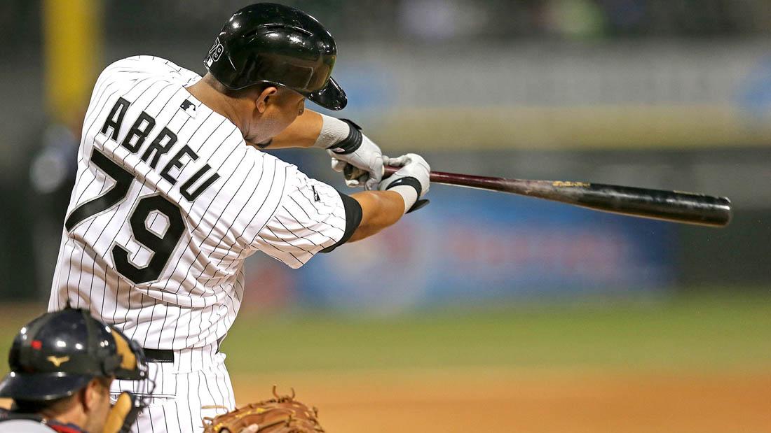 José D. Abreu es el 12º cubano con 100 vuelacercas en la MLB