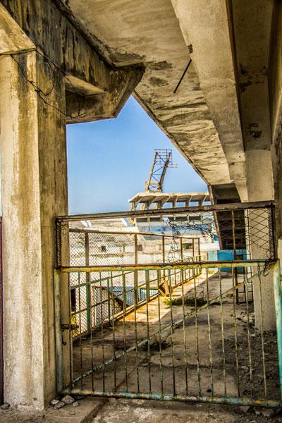 Instalaciones Deportivas. Estadio Panamericano