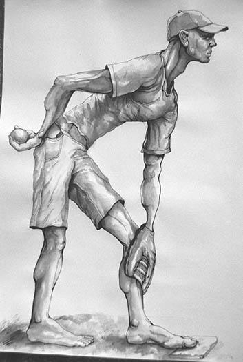 Ilustración Beisbol