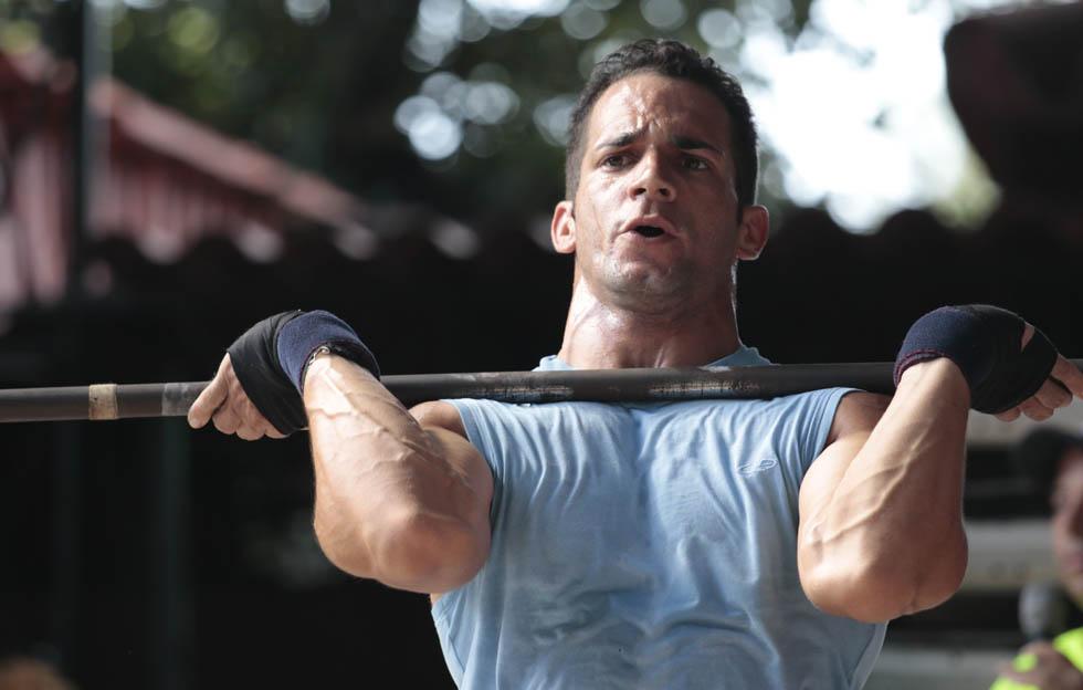 CrossFit en Cuba