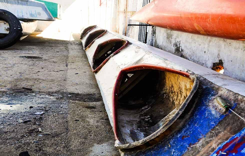 Canotaje y velas en Pinar del Río: Remar a contracorriente