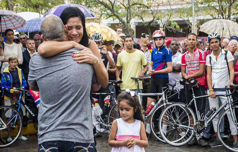 Yoanka González: «El principio del final fue una bicicleta»