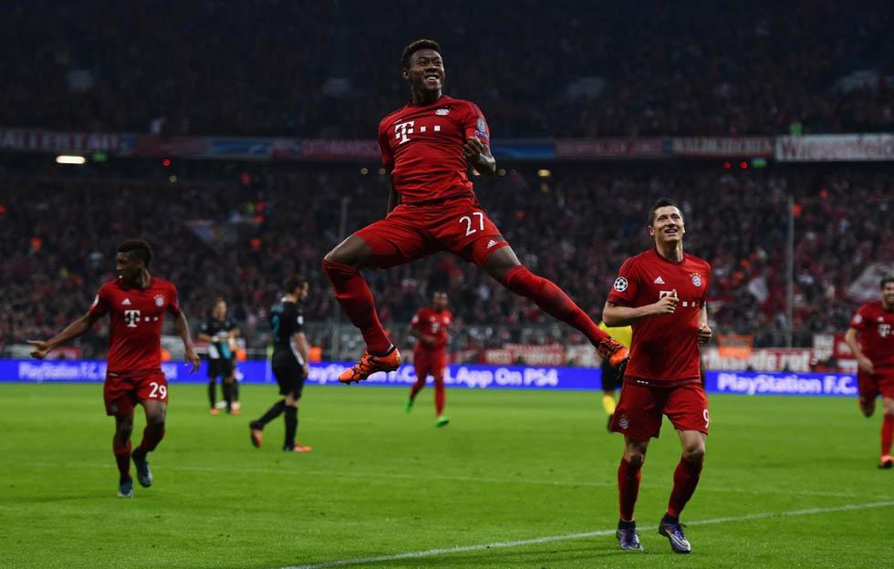 Bayern, Juventus y Chelsea| ¡Habemus CAMPEONES!