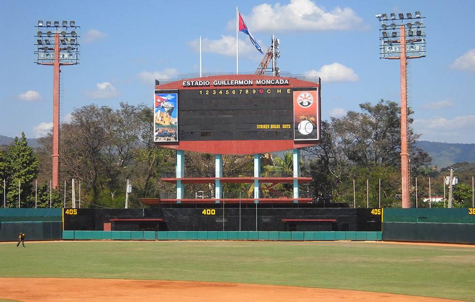 Estadio Guillermón Moncada