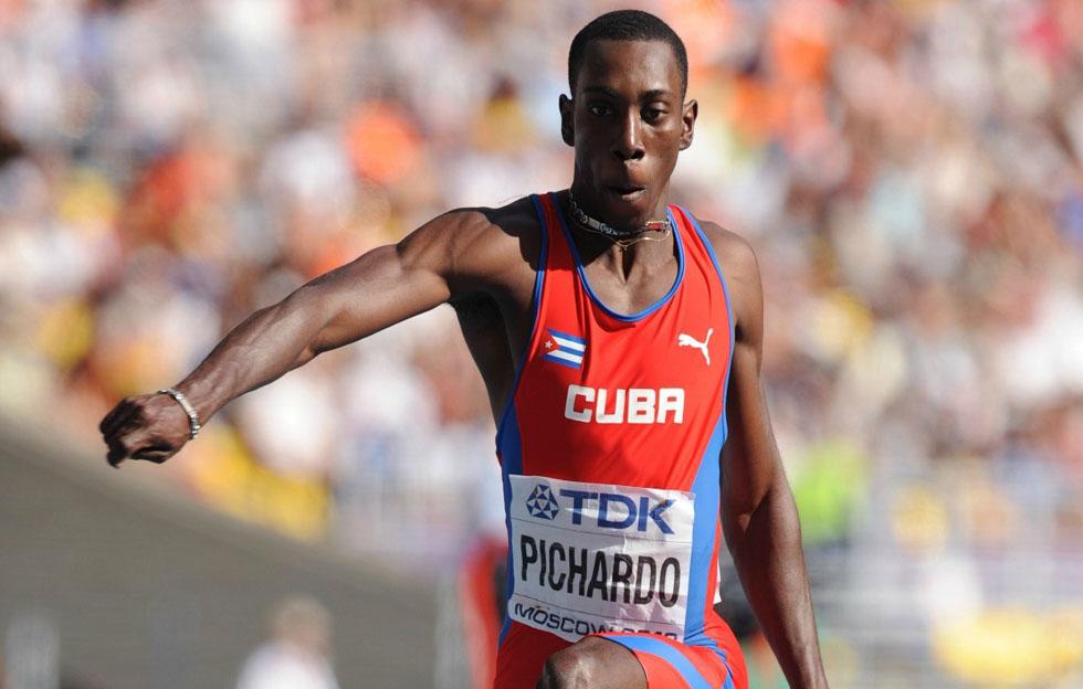Triplista cubano Pedro Pablo Pichardo abandona equipo cubano en Alemania