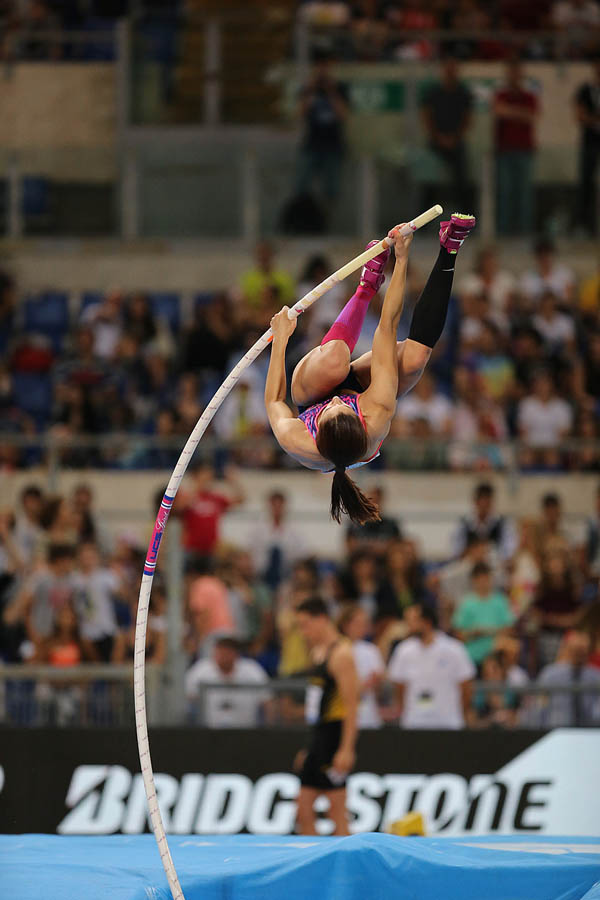 Katerina Stefanidi. FOTO: getty Images