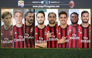 Fichajes del AC Milán.