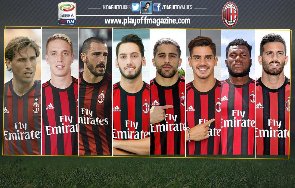 ¿Podrá el nuevo AC Milan y sus flamantes fichajes ganar la Serie A o la Europa League?