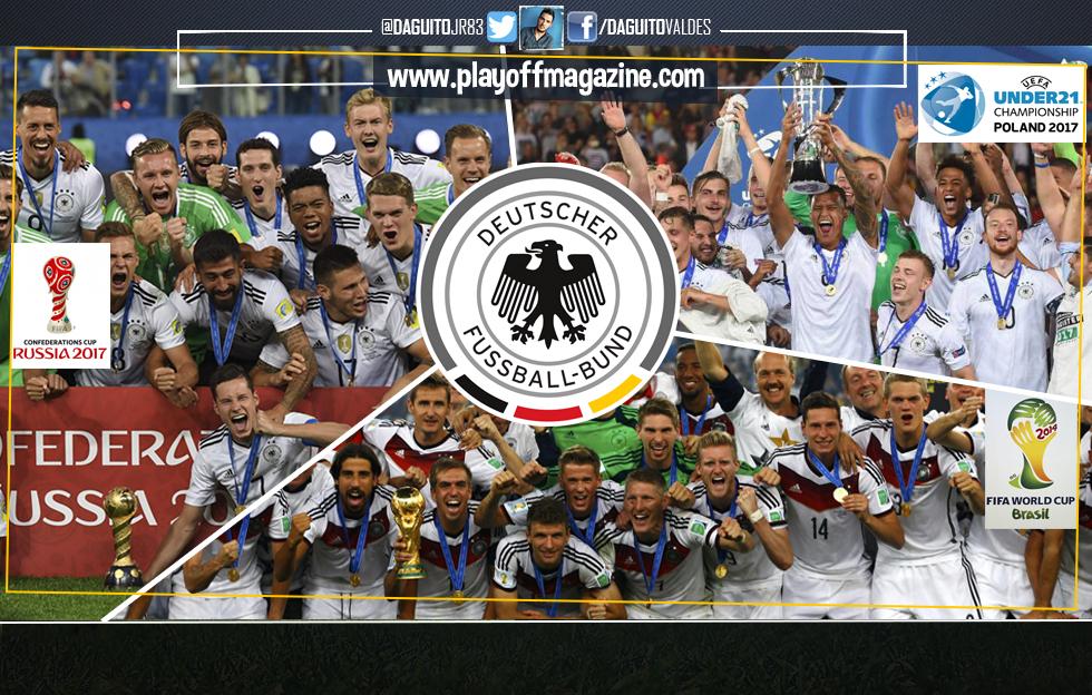 No es España, Italia o Brasil… ¡ALEMANIA es La POTENCIA del Fútbol Mundial!