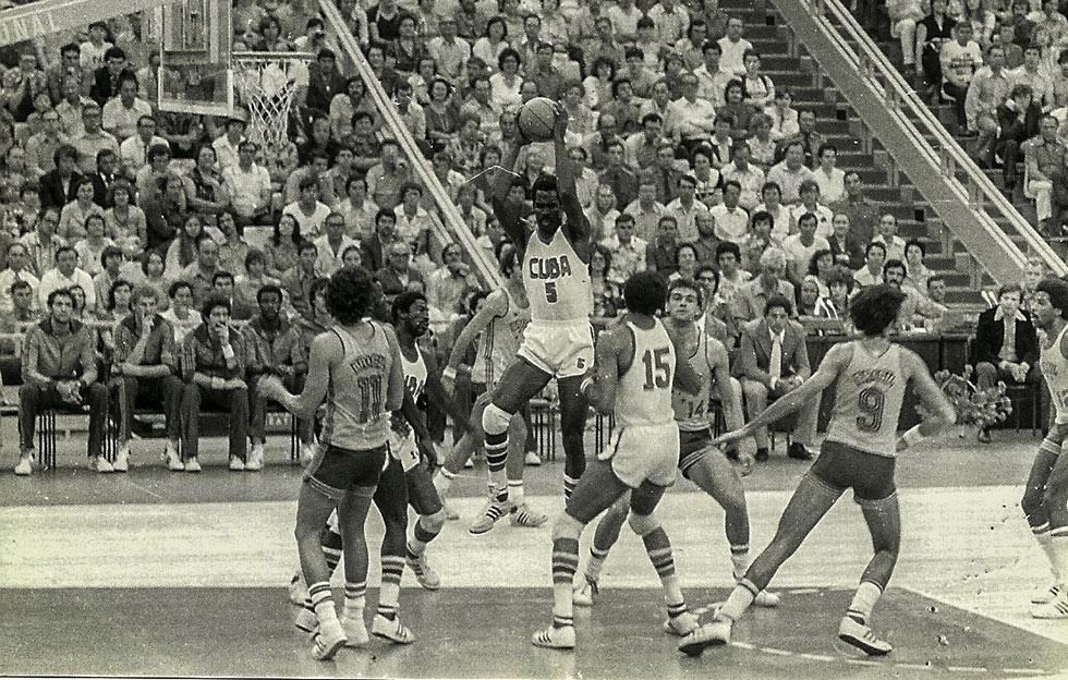 MÚNICH 72-B: El día que el baloncesto cubano obtuvo su primera y única medalla olímpica