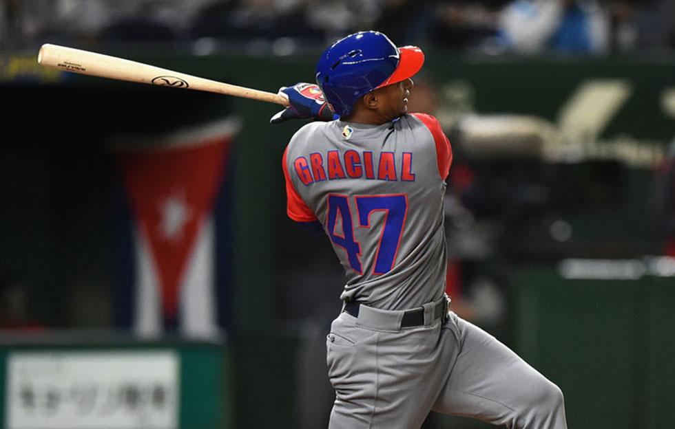 Yurisbel Gracial… de las tropas especiales al béisbol