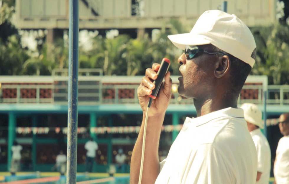 Natación en Cuba: brazadas fuera de la piscina