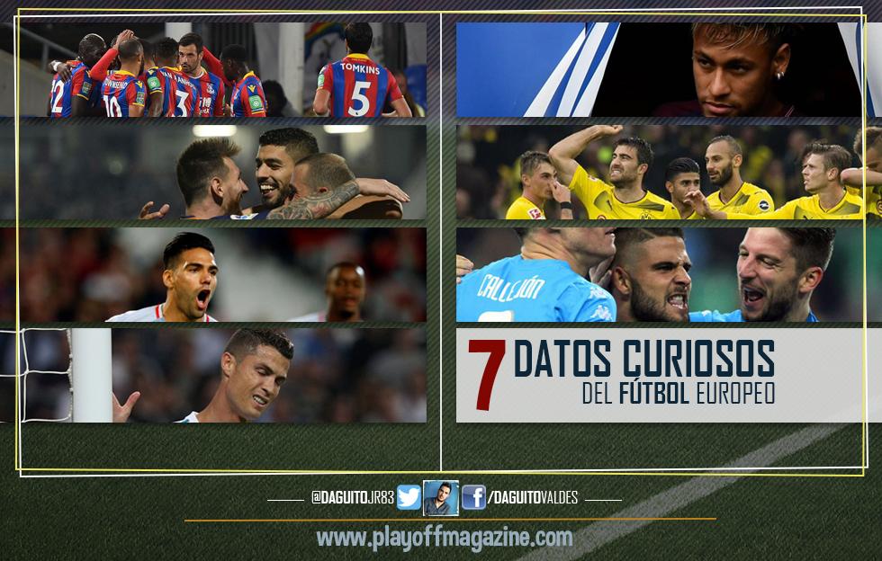 Infografía fútbol
