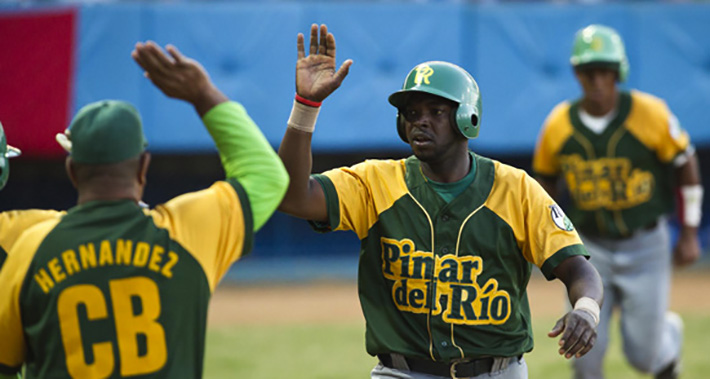 Serie Nacional de Béisbol: Aquí están los cuatro