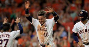 Gurriel se ha convertido en una pieza importante dentro del engranaje de los Astros. Foto: Getty Images.