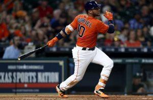 Gurriel ha impuesto números históricos para un novato con los Astros.