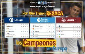¿Nueva temporada... nuevos campeones en Europa?. Imagen: Daguito Valdés.