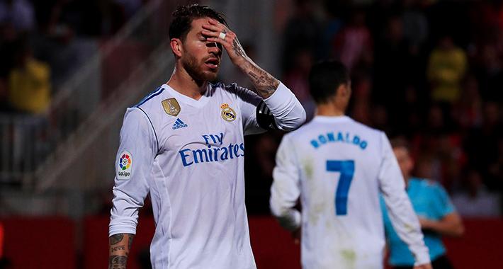 Hay un dato curioso: 9 de los 10 campeones en las principales ligas europeas no lideran hoy la clasificación en sus respectivos torneos nacionales. FOTO: Juan Medina / Reuters.