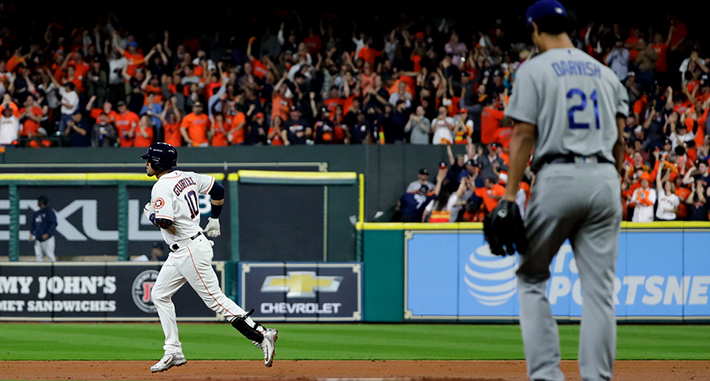Gurriel y Darvish: la novela sigue
