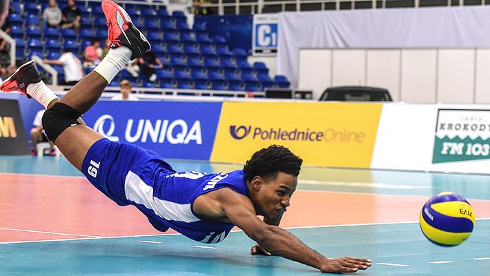 Con una nueva generación de jugadores Cuba vuelve a los Mundiales de Voleivol. Pero el camino a la segunda ronda se muestra muy difícil. FOTO: FIVB.
