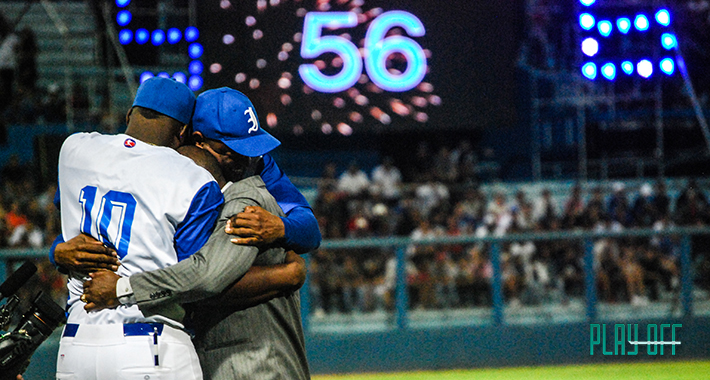 Se ha retirado un pedazo de historia viva de nuestro béisbol. ¡Adios capitán! Se le va a extrañar. FOTO: Gabriel García Galano.