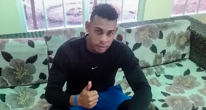 A Fonseca no le preocupa ser jugador de cambio. Su meta es hacerlo bien cuando le toque. FOTO: del autor.