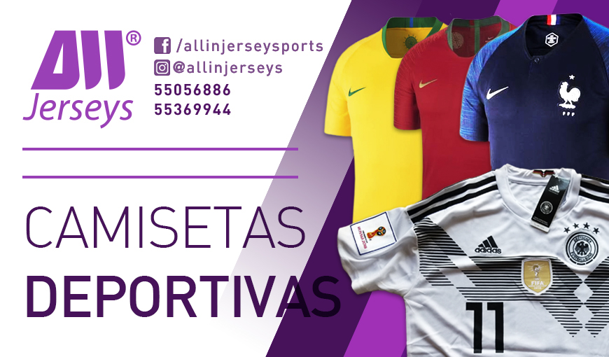El respeto se gana en All In Jerseys