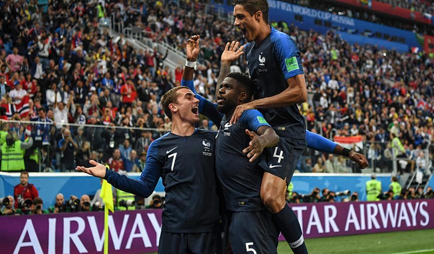 Las claves de una Francia finalista