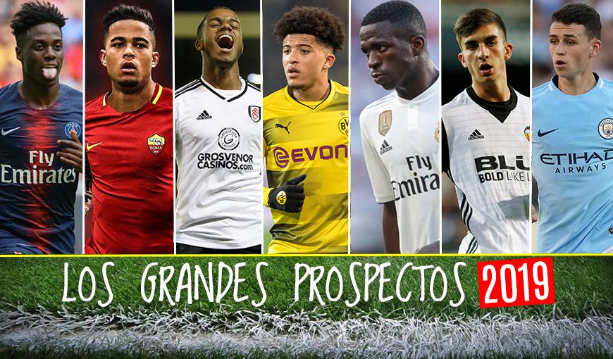 Los grandes prospectos 2019. Foto: Daguito Valdés.