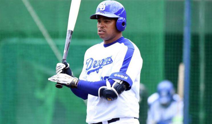 Dayán Viciedo: inoportuna lesión frustra gran temporada en Japón