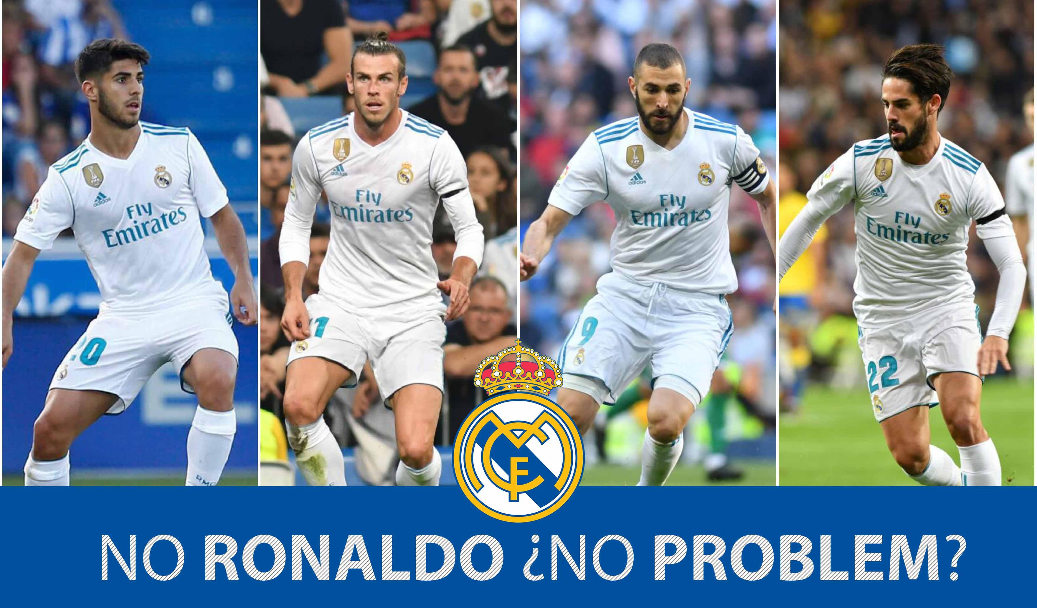 No Ronaldo, ¿No Problem?