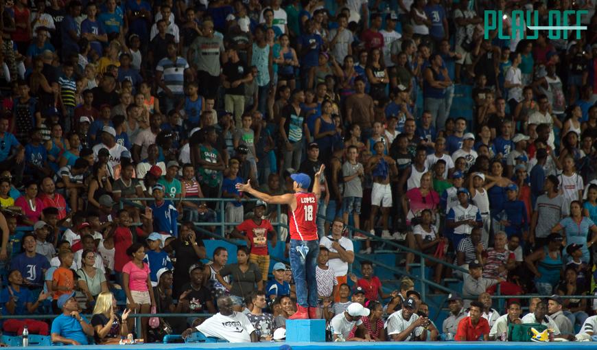 Palestinos y Leonas: cantos discriminatorios en el béisbol cubano
