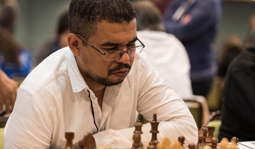 Legionarios del ajedrez cubano en Batumi