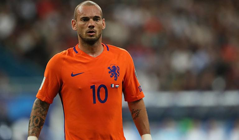 Wesley Sneijder: adiós a la camiseta naranja