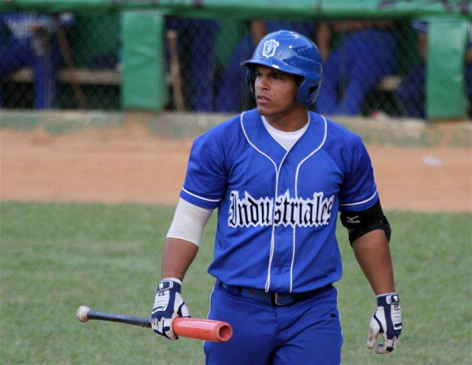 Jorge Luis Barcelán. Foto: beisbolencuba.com