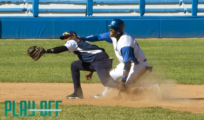 Industriales se ha visto irregular en la segunda fase de la pelota cubana. Foto: Patryoti.