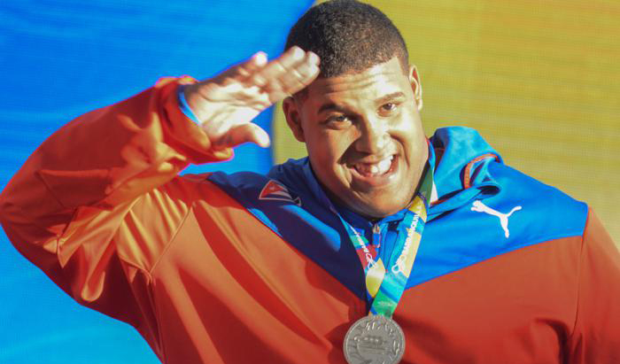 """Luis Manuel Lauret: """"Quiero ser el mejor supercompleto de Cuba"""""""