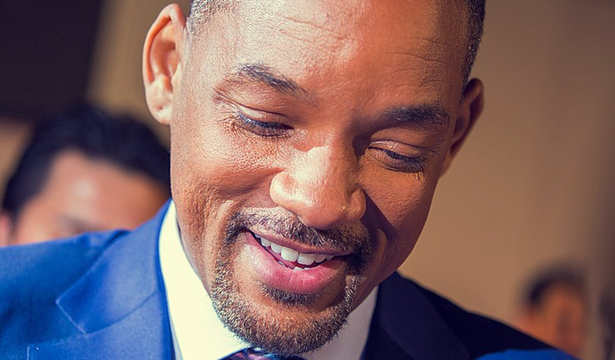 El actor y rapero Will Smith correrá el Marabana 2018