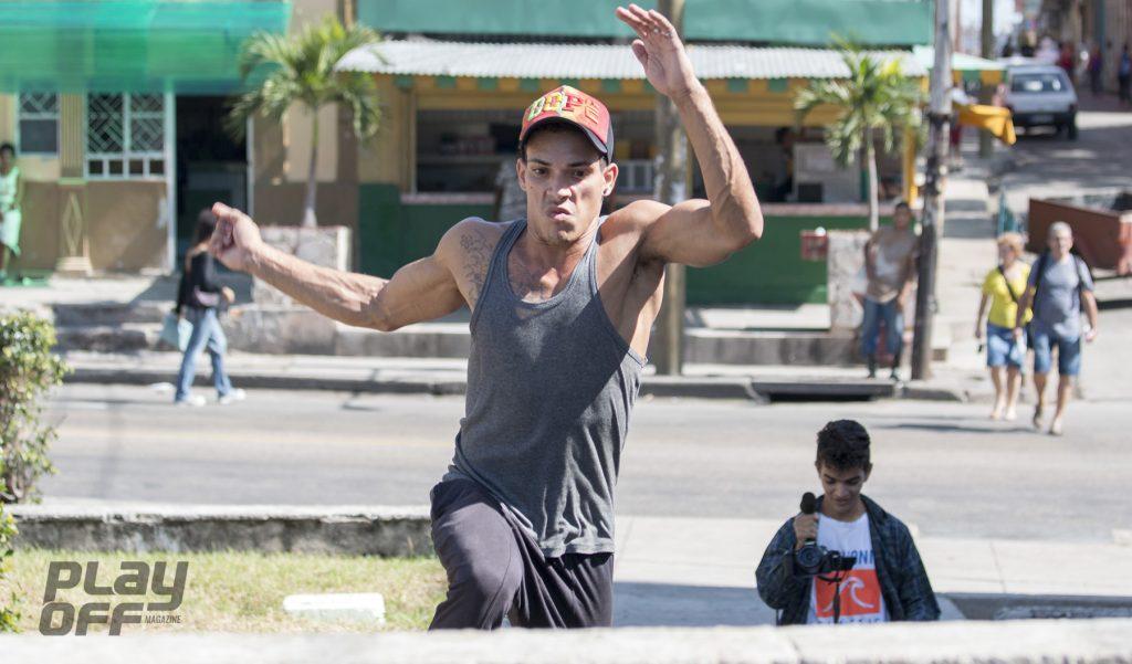 Parkour en Cuba