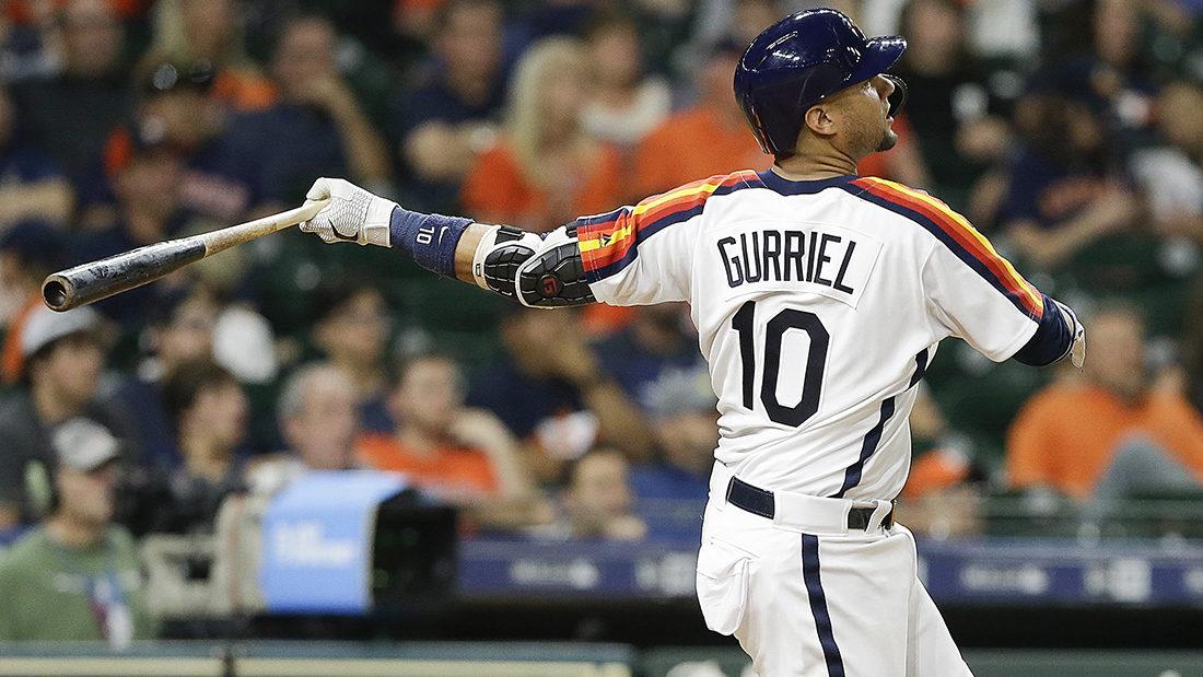 Los Gurriel en mal día; regresan Soler y Heredia: actuación cubana en MLB