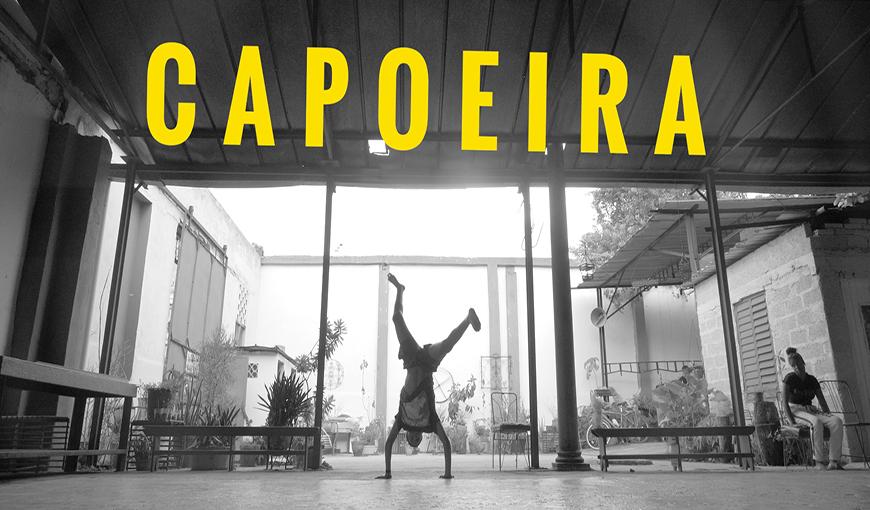 Capoeira en Cuba
