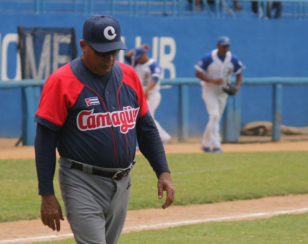 Luis Borroto. Nuevo manager del equipo Cuba Fotos: Boris Luis Cabrera