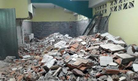 Deterioro notable en instalaciones deportivas en Pinar del Río