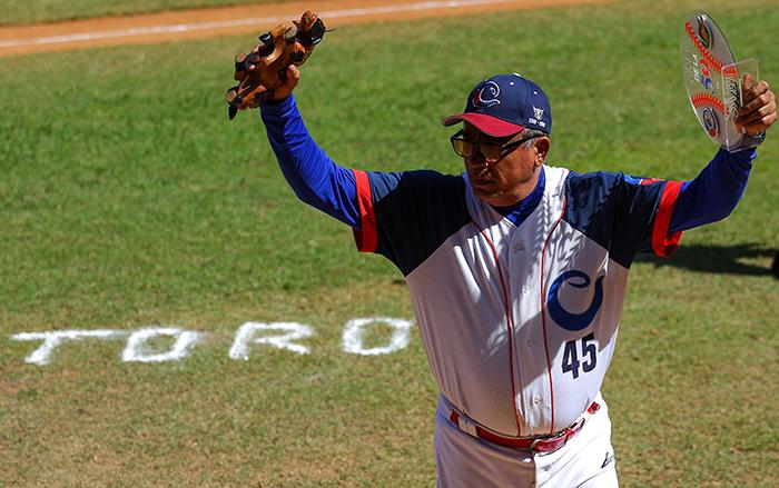 Inmenso Yosimar Cousin y Camagüey empata la final