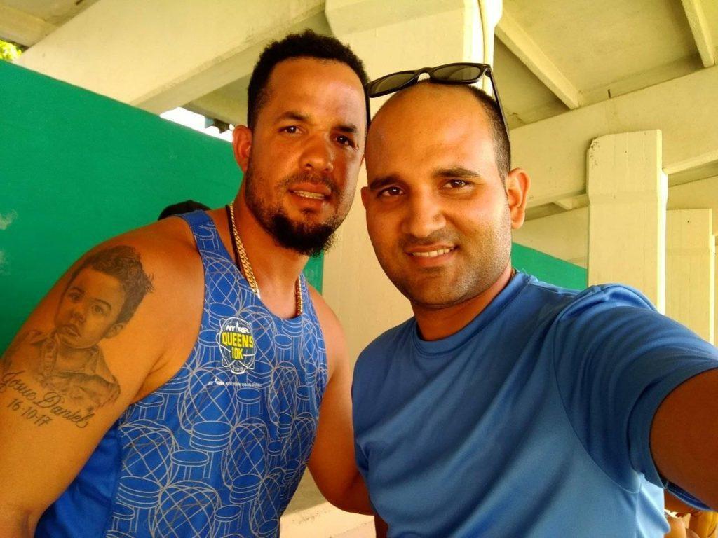 cubano José Dariel Abreu