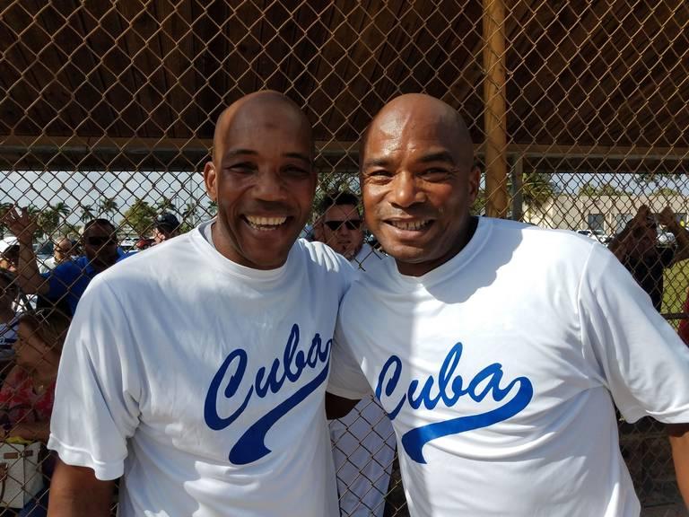 Juego de Estrellas Cubanas en Miami: ¡El Duque contra Rolando Arrojo!